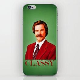 CLASSY iPhone Skin