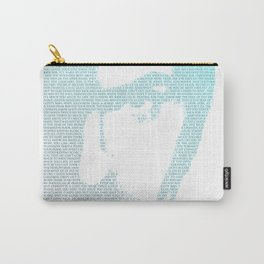 PRAYING FOR TIME Carry-All Pouch