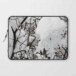 Cannibal Snow Laptop Sleeve