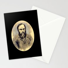 Достое́вский Stationery Cards