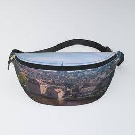 View of a french village Fanny Pack