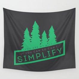 Brendan James,Simplify Wall Tapestry