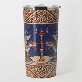 Hindu Prayer Travel Mug