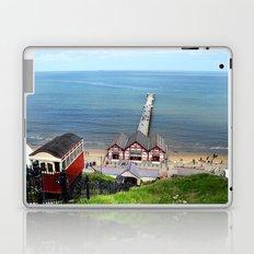 Saltburn Pier Laptop & iPad Skin
