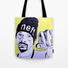 Snoop Dog Tote Bag