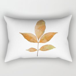 Floral picture for home decor. Abstract Art. Wall art.decorative Rectangular Pillow