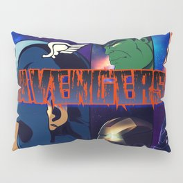 Heroes take a Stand Pillow Sham