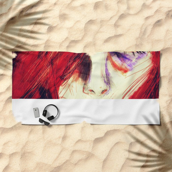 Redhead Beach Towel