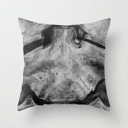 Spine Close Up Throw Pillow
