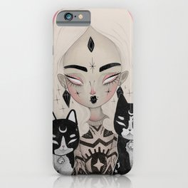 COVEN iPhone Case