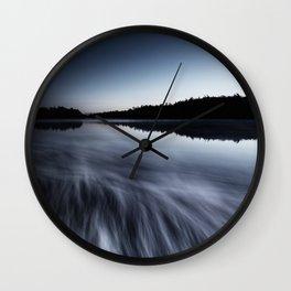 Mist of Dawn Wall Clock