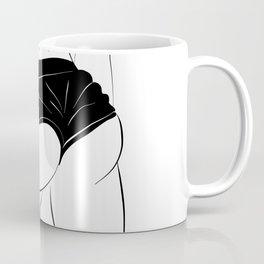 Sporty back Coffee Mug