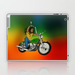 Hit The Road Bob Laptop & iPad Skin