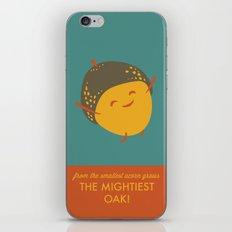 Mighty Oak iPhone & iPod Skin