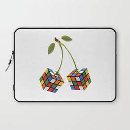 Cherry rubik Laptop Sleeve