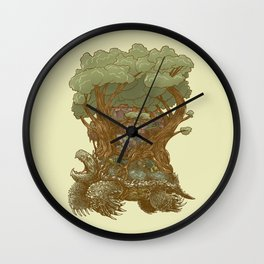Atlas Reborn Wall Clock