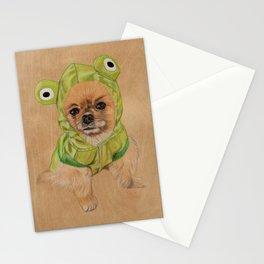 Littlle Greenie Stationery Cards