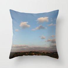 Modi'in Throw Pillow