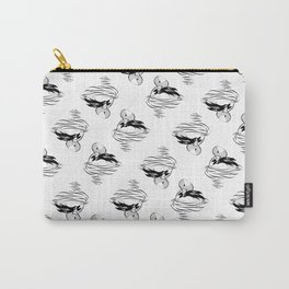 Bufflehead Pattern Carry-All Pouch