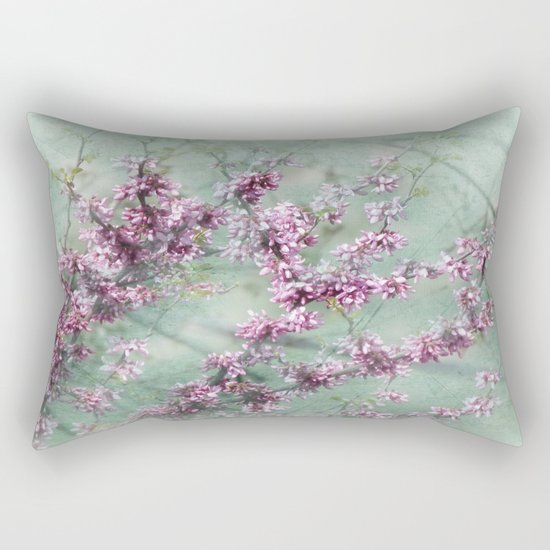 Cercis Rectangular Pillow
