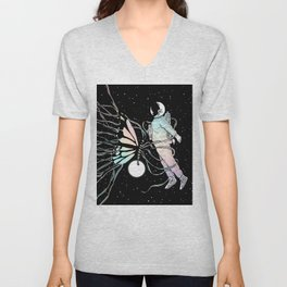 Caught in the Moment (A Memory Encounter) Unisex V-Neck