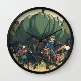 Link to the Past Wall Clock