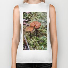 Little Worlds Inside our World Biker Tank