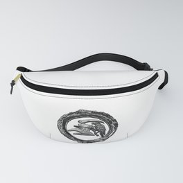 The Plague Is Coming Fanny Pack