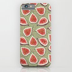 Figs Pattern Slim Case iPhone 6s