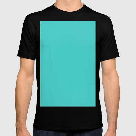 Medium turquoise T-shirt