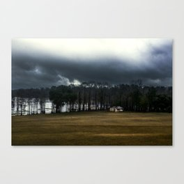 The Last House on the Right Canvas Print