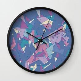Deconstruído Wall Clock