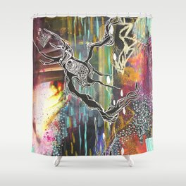 Magic Hour Shower Curtain