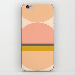 Abstraction_Mountains_Balance_ART_Landscape_Minimalism_001 iPhone Skin