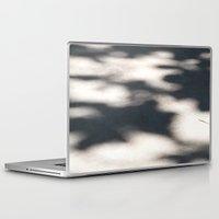 shadow Laptop & iPad Skins featuring Shadow  by Robert Morris