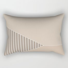 Tri 9 Rectangular Pillow