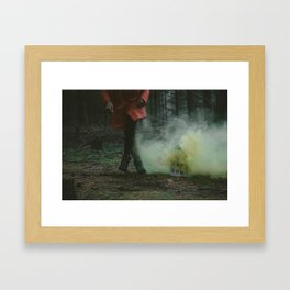 Where To? Framed Art Print