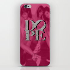 DOPE is Love iPhone & iPod Skin