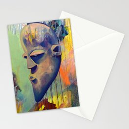 Congo Bling Stationery Cards