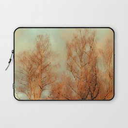 TREES AT SUNSET 3 Laptop Sleeve