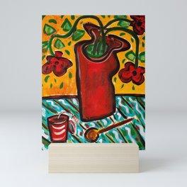 Coffee, Tea, or Me? Mini Art Print