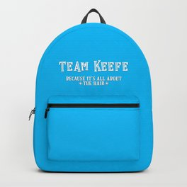 Team Keefe Backpack