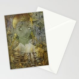 Post Mortem  Stationery Cards