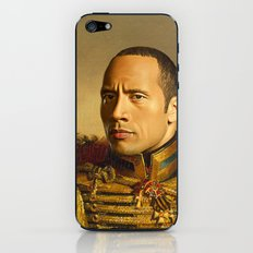 Dwayne (The Rock) Johnson - replaceface iPhone & iPod Skin