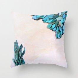 Sayulita Throw Pillow