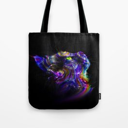Twisted Tomcat Tote Bag