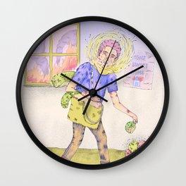 Mudo a tal Wall Clock