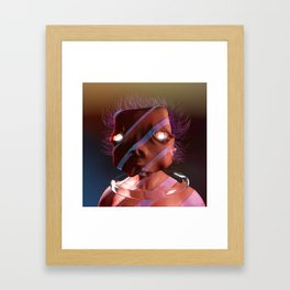 #Raw #Feelings - 20160925 Framed Art Print