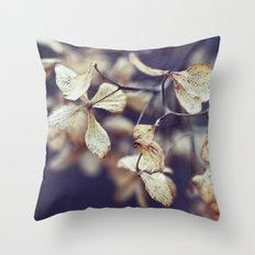 Nostalgic Nature Throw Pillow