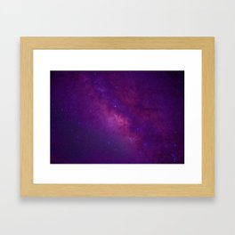 Space -  Universe - Galaxy - Stars - Sky Framed Art Print